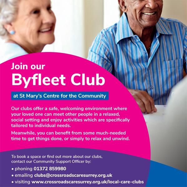 Byfleet Social Club